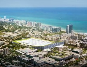 Bjarke Ingels Group ripensa il Miami Beach Convention Center