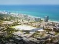 videobox: Bjarke Ingels Group ripensa il Miami Beach Convention Center -   Al testa-a-testa con Oma di Koolhaas, lo studio danese propone un 
