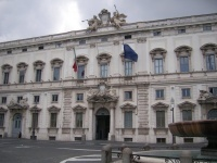 : Professioni: si' consiglio stato a decreto ministero giustizia -   Riguarda liquidazione compensi da parte organi giurisdizionali